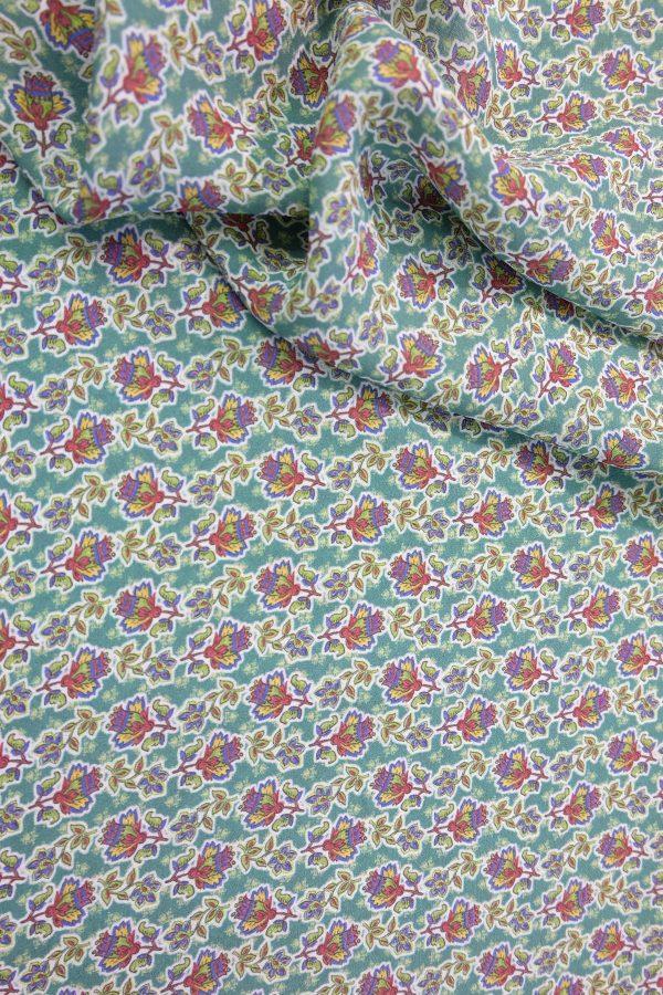 Ткань плательно-блузочная 07-3/687 по выгодной стоимости в Екатеринбурге