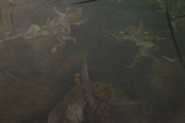 Трикотаж купон 1,55м 36-11/954 по выгодной стоимости в Екатеринбурге
