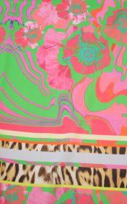 Ткань плательная Roberto Cavalli купон 0,97м 27-4/474 по выгодной стоимости в Екатеринбурге