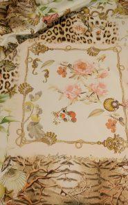 Ткань плательная Roberto Cavalli 27-4/475 по выгодной стоимости в Екатеринбурге