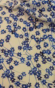 Ткань плательно-блузочная Gucci 27-3/467 по выгодной стоимости в Екатеринбурге