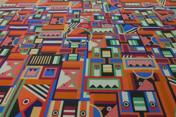Ткань плательная Prada 29-3/588 по выгодной стоимости в Екатеринбурге