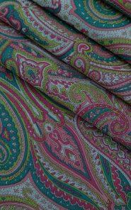 Ткань плательная Etro 28-3/595 по выгодной стоимости в Екатеринбурге