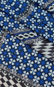 Ткань блузочная 07-3/336 по выгодной стоимости в Екатеринбурге