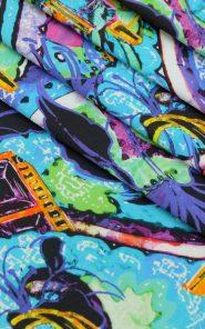 Ткань плательная Salvatore Ferragamo 27-3/297 по выгодной стоимости в Екатеринбурге