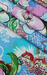 Ткань плательная Salvatorе Ferragamo 27-3/295 по выгодной стоимости в Екатеринбурге