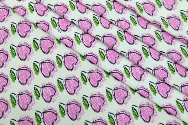 Ткань плательная Prada 27-4/491 по выгодной стоимости в Екатеринбурге