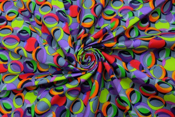 Ткань костюмно-плательная Prada 27-4/495 по выгодной стоимости в Екатеринбурге