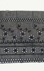 Вышивка на хлопке тесьмой 33-16/160 по выгодной стоимости в Екатеринбурге