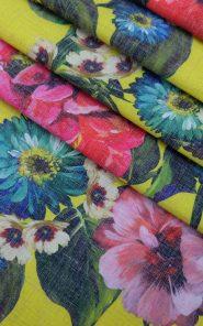 Ткань костюмно-плательная Blumarine 16-4/216 по выгодной стоимости в Екатеринбурге