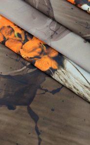 Ткань плательно-блузочная купон 0,91м 07-3/449 по выгодной стоимости в Екатеринбурге