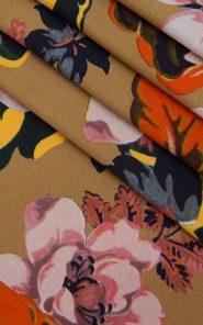 Ткань плательно-блузочная 07-3/676 по выгодной стоимости в Екатеринбурге