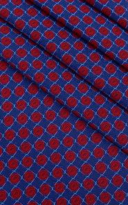 Ткань плательно-блузочная купон 1,2м 07-3/384 по выгодной стоимости в Екатеринбурге